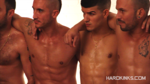 Making of HARDKINKS PHOTO SHOOT 2014 1