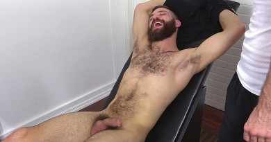 Tommy Defendi Tied Up and Tickled Naked - Tommy