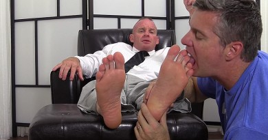 Dean Dev Michaels' Feet and Socks Worshiped - Dev