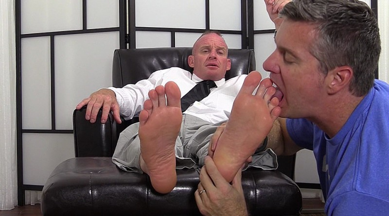 Dean Dev Michaels' Feet and Socks Worshiped - Dev