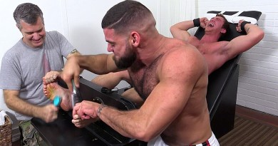 Connor Maguire Tickled Naked - Connor