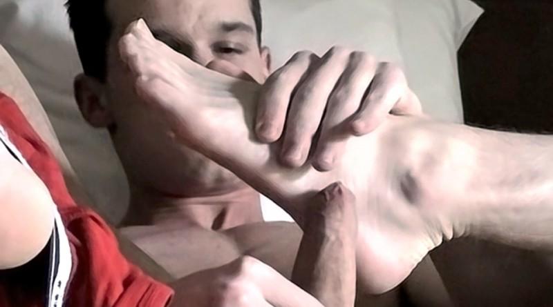Handsome Str8 Foot Lover - Criss
