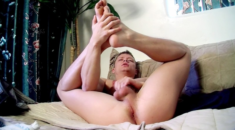 Socks On Some Cummy Feet - Micah Andrews