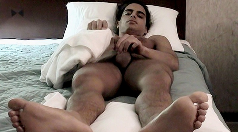 First Time On Cam For Anthony - Anthony