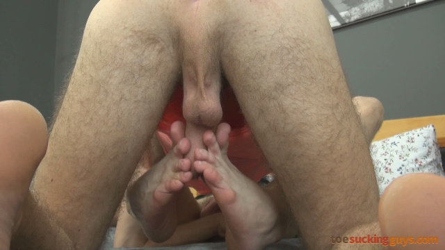 Toe Sucking Guys - Dreamboy and Tristan