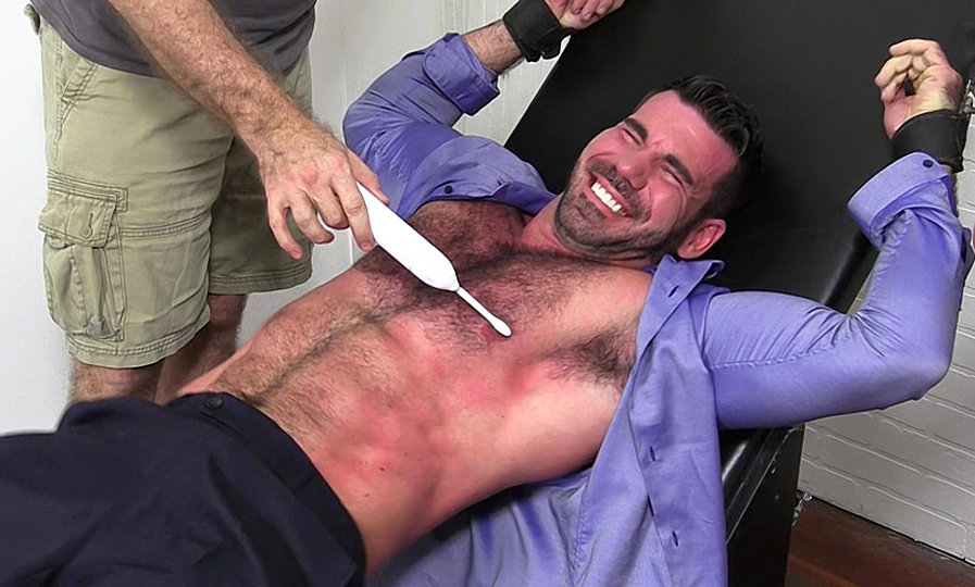 like fun Brutal male spanking can open own