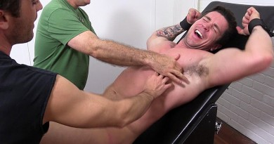Trenton Ducati Bound and Tickle Tortured - Trenton