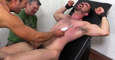 Dolan Wolf Jerked and Tickled - Dolan