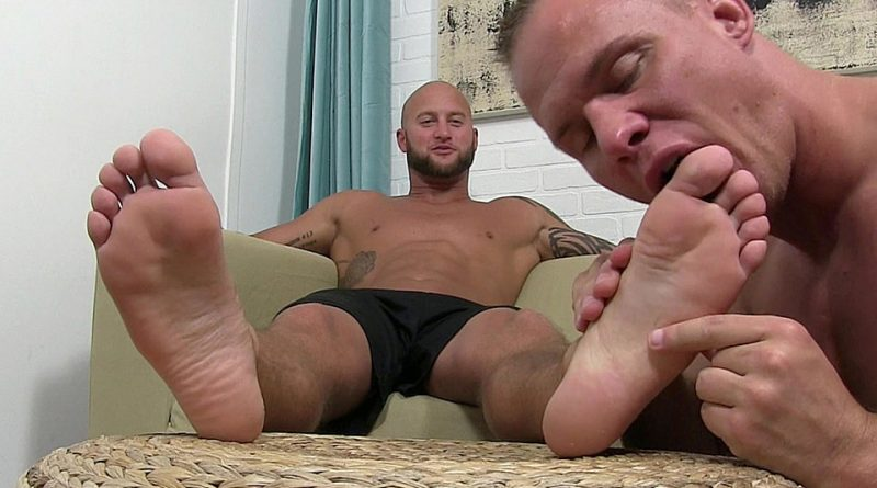 Gay Foot Feet Fetish