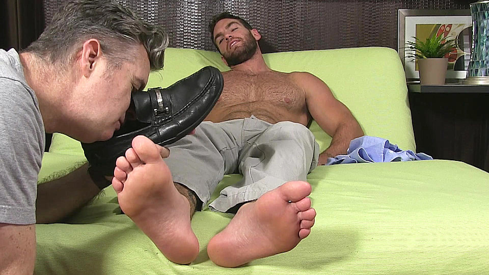 More Foot Fetish? Click Here!