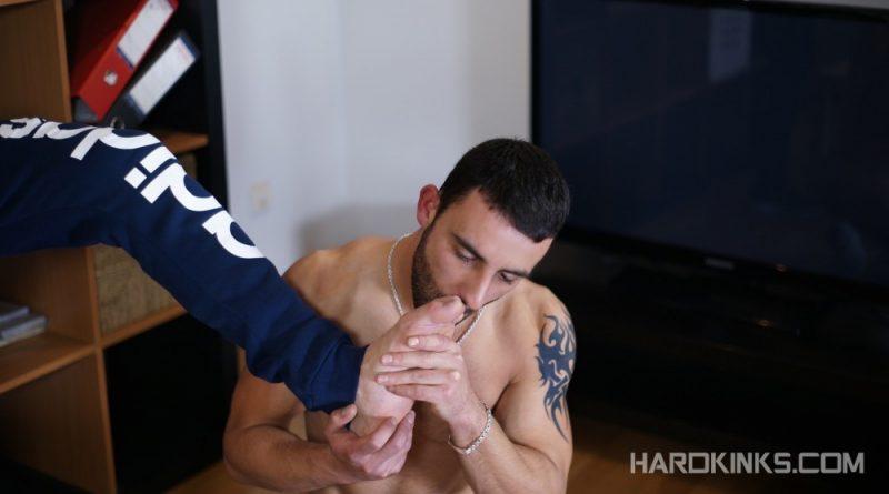 Foot Master: Josh Milk and Evan Bull