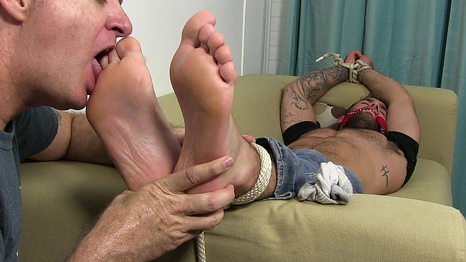 Mens bondage feet ass movietures xxx free