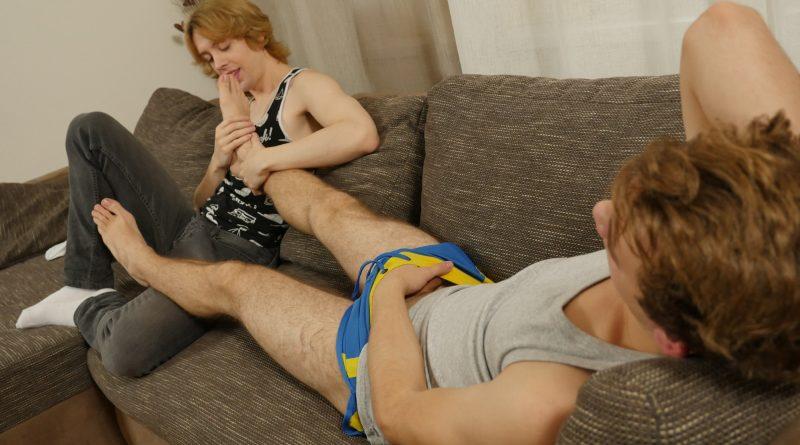 Johannes Lars and Lucas Morrison