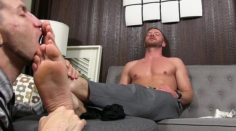 Gay Bear Foot Worship