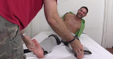 Seth Jerked Off and Tickled