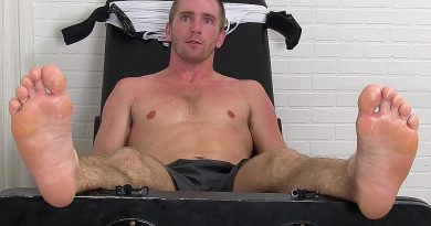 Scott Riley Tickled Naked - Scott