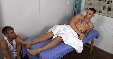 Damian Taylor Tickle Tortured