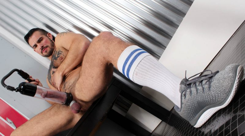 Jocks and Socks: Aarin Asker 2
