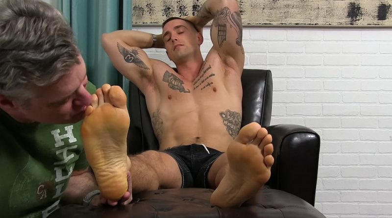 KC's Socks And Perfect Feet Worshiped
