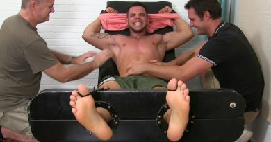Christian's Tickle Torture Test