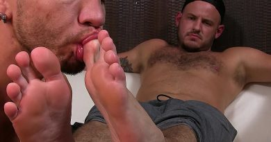 Sean's Foot Worship
