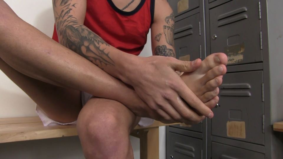 Tom Uli's Foot Fetish