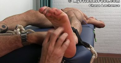 Chase's Ticklish Massage 1