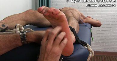 Chase's Ticklish Massage 1