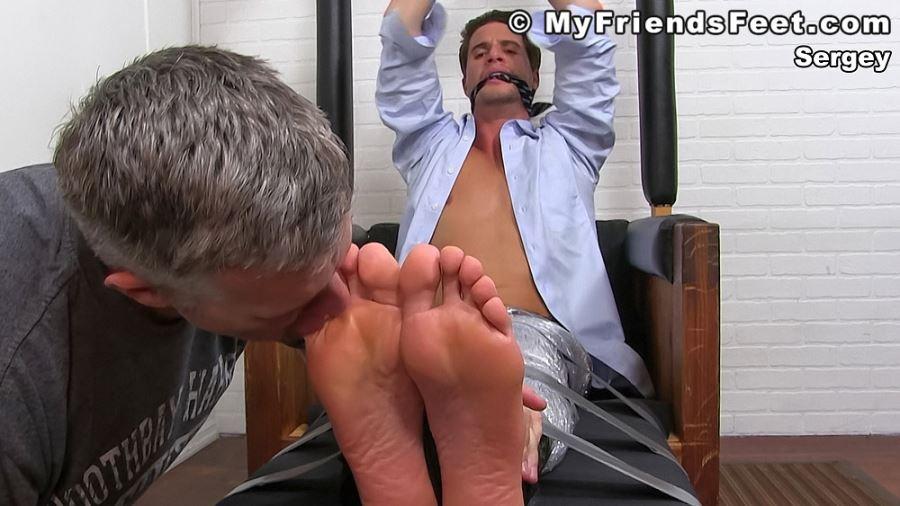 Sergey's Foot