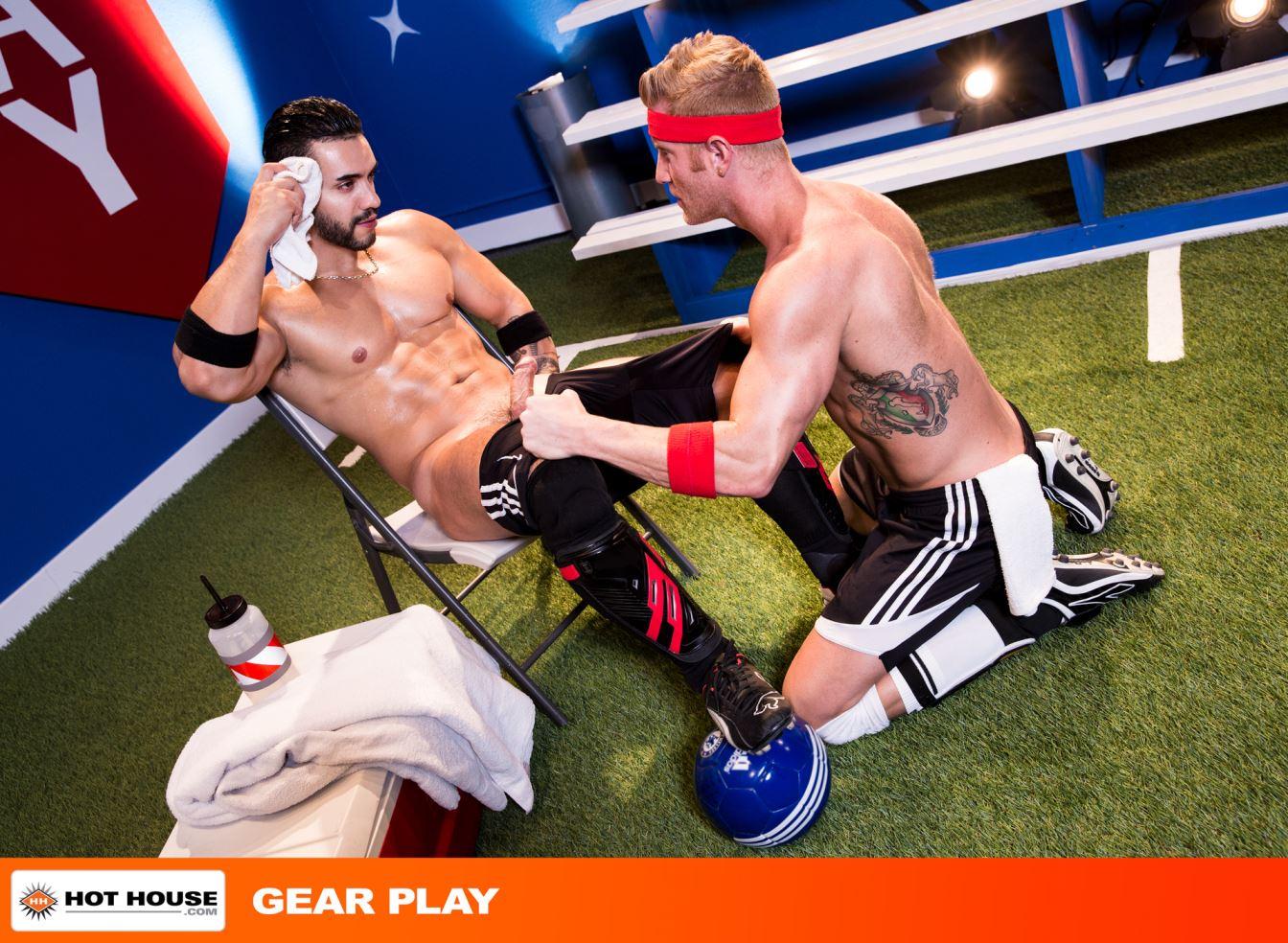 SneakerSex: Johnny V and Arad Winwin