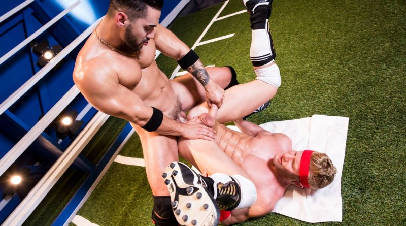SneakerSex: Johnny V and Arad Winwin
