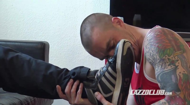 Gay Foot Fetish