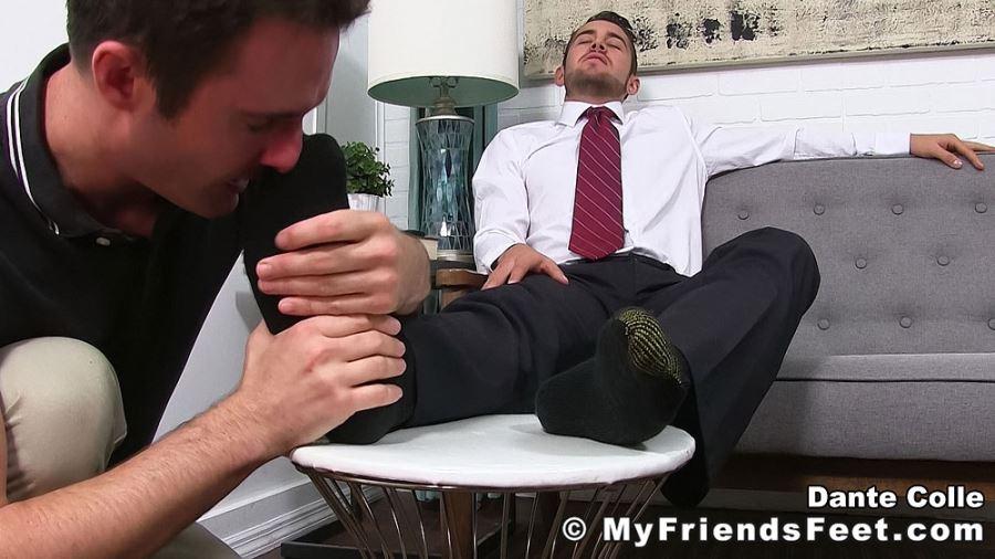 Dante Colle's Foot Photos