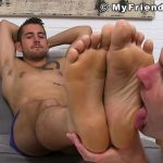 Dante Colle's Foot Photos 10