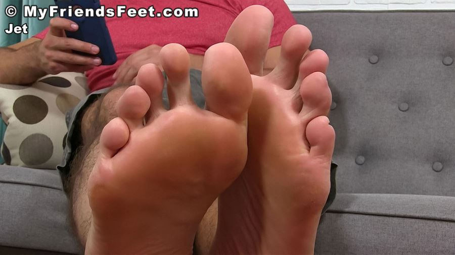 Jet's Feet & Flip-Flops
