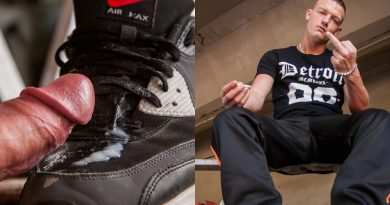 SneakerSex: Kai Cruz and Luke Desmond 2