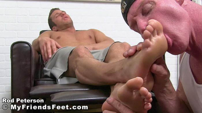 Rod Peterson Feet Photos