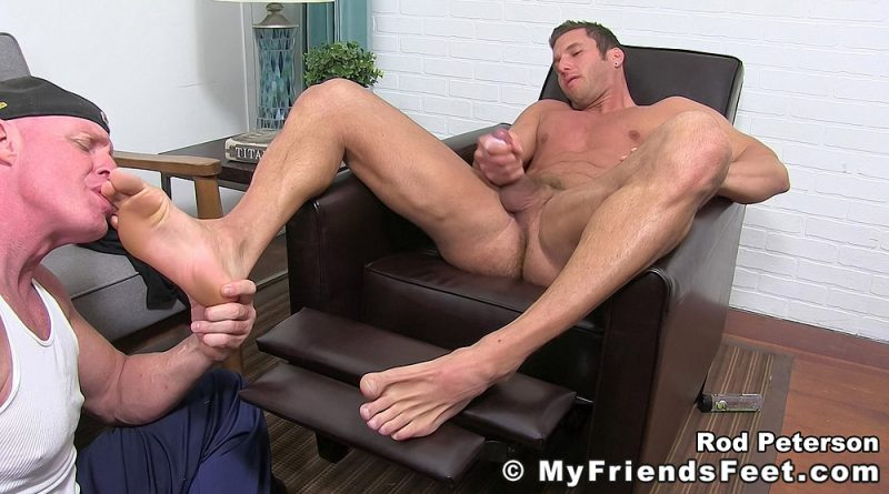Rod Peterson Casts A Foot Worship Spell 2
