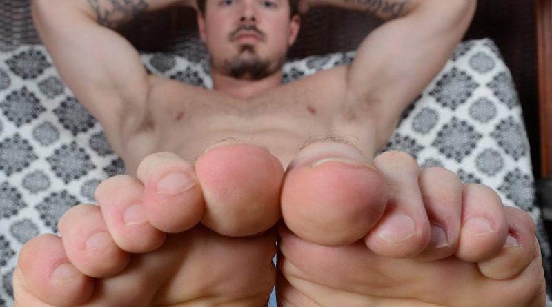 Tyler's Size 11 Feet & Flip-Flops 5