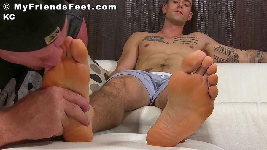 KC's Feet Photos