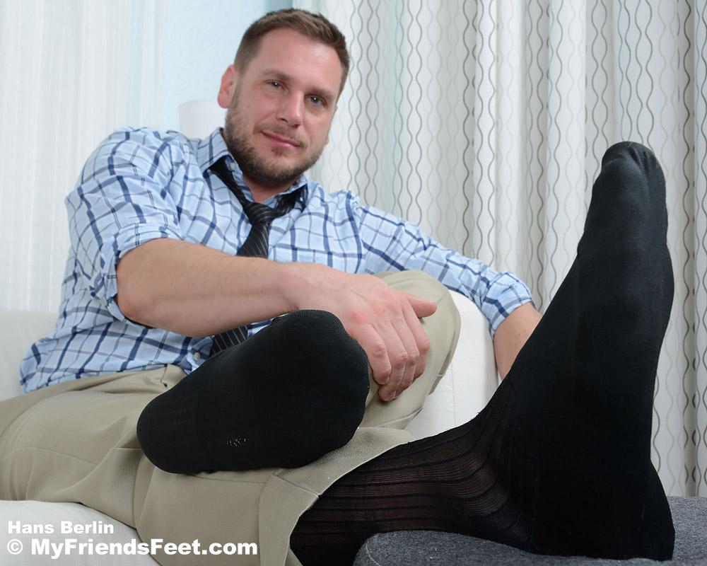 Gay Foot Fetish Photos Of Hans Berlin