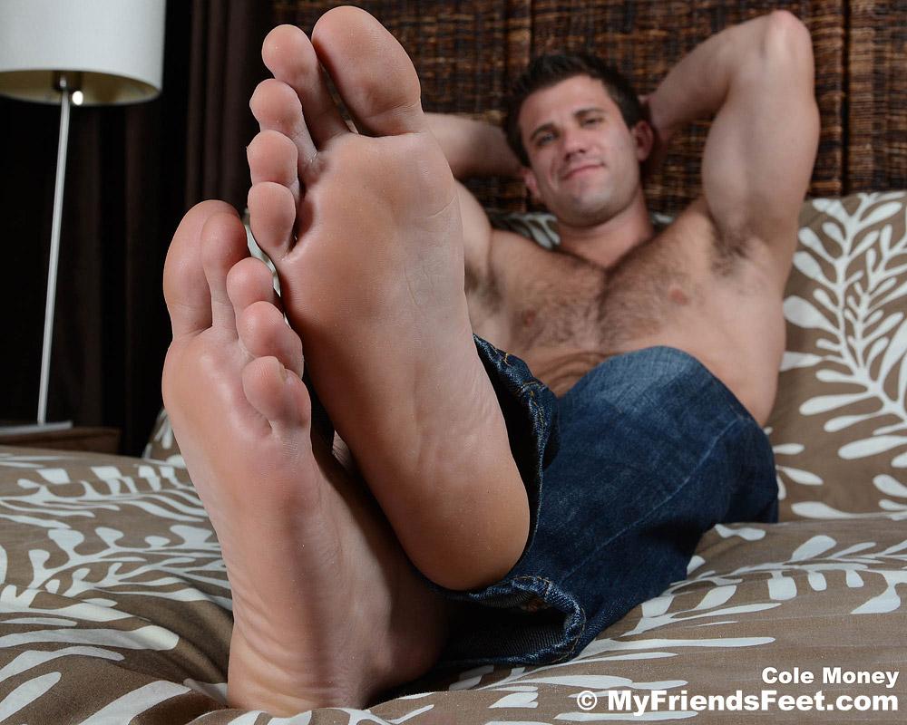 Cole Money's Fantastic Feet