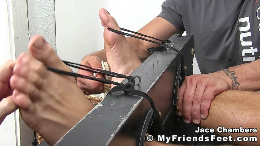 Jace Chambers' Tickling Therapy