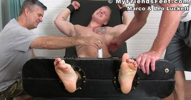 Marco And Leo Luckett Tickled 2
