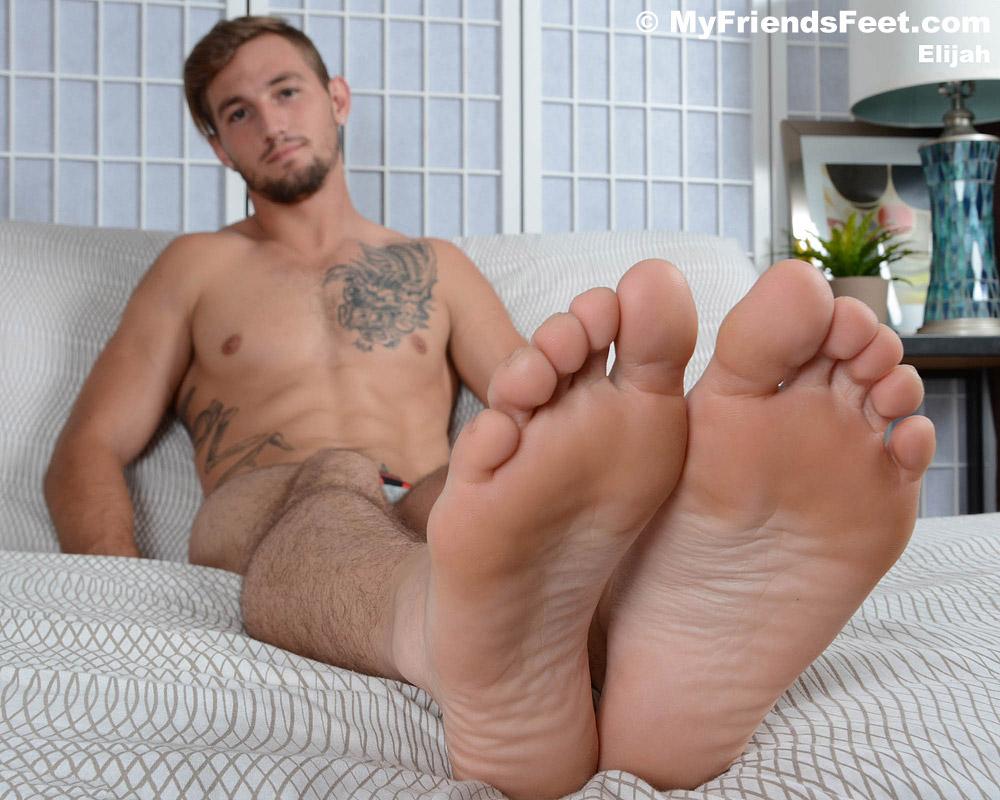 Elijah J's Size 12 Feet & Ankle Socks