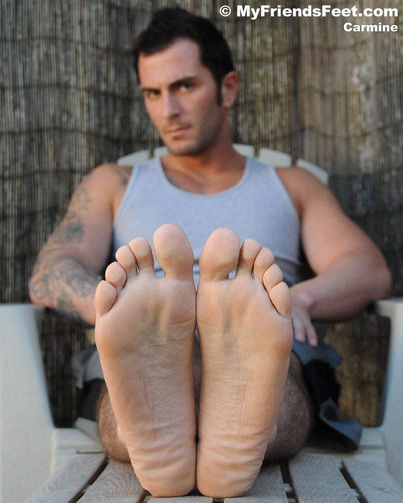 Carmine's Size 11 Feet
