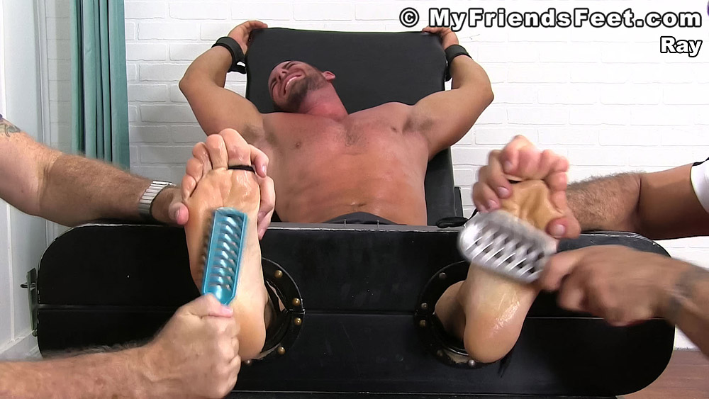 Ray Tickled 3
