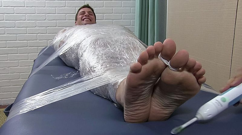 Aldo Mummified & Tickled - Aldo 1