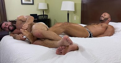 Dillon Helpless & Tickled - Dillon 1