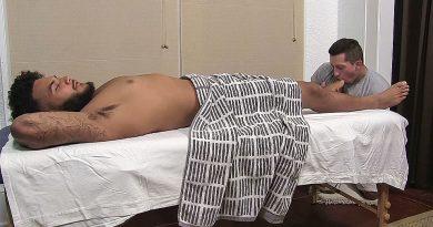 Pablo's Climactic Foot Massage - Pablo 1